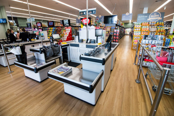 Why Grocery Store Should Choose Checkout Counter?